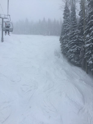 Steamboat - Snow all day  - ©TC
