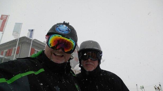 Engelberg - Snowy Engelberg  - ©hipskier