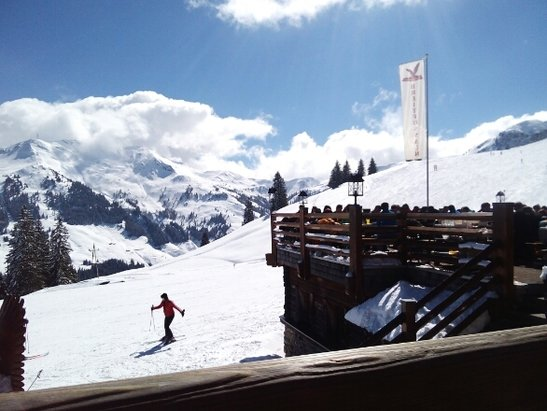 Skicircus Saalbach Hinterglemm Leogang Fieberbrunn - Firsthand Ski Report - ©fiala.pvl