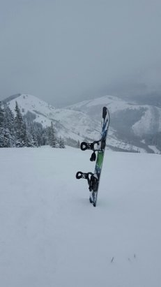 Park City - Murdock hike and bowl is prime right now hiking and lapping all day - ©adam.diduro