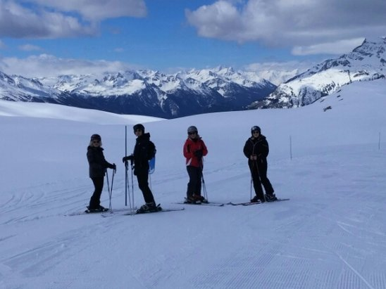 Val Cenis Vanoise - Firsthand Ski Report - ©mricrookes