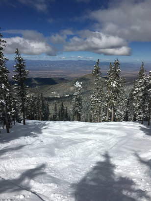 Ski Santa Fe - Thanks SF for a great season - ©iPhone Step