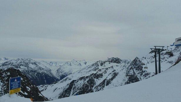 Sölden - Firsthand Ski Report - ©anonymous user