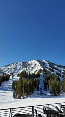 Mt. Rose - Ski Tahoe - Firsthand Ski Report - ©sevenofnevada