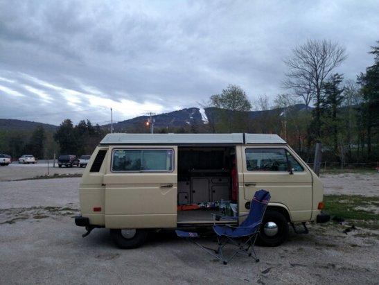 Killington Resort - Living in a van, down by the bull wheel...  - ©skifast.pb