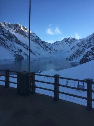 Ski Portillo -   - ©Iphone Semy