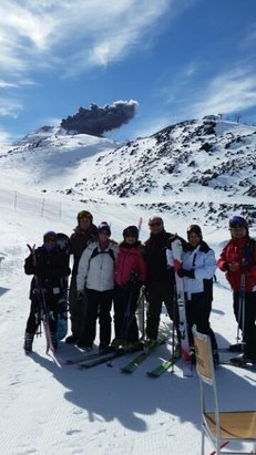 Nevados de Chillan - We had a wonderful time at Nevados de Chillan even though there was not as much snow as in the past.  We'll be back!   Alpine Ski Club & Adventure Tours - ©leeshapiro3