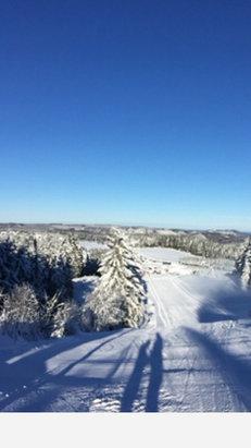 Wintersportpark Sahnehang - Mountain picture  - ©Boulder QA iPhone 5S iOS