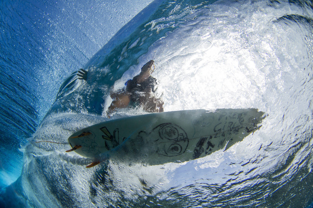 Beau Pilgrim surft auf Fiji - ©Red Bull Illume | Stuart Gibson