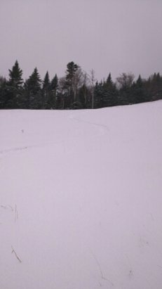 Stowe Mountain Resort - early POW hombres!  - ©bad hombre