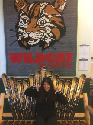 Wildcat Mountain - Linda says , we got the fever !! Thanks y'all, happy turns  - ©iPhone