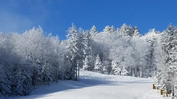 Snowshoe Mountain Resort - Wonderful snow and skiing condition! - ©anonymous