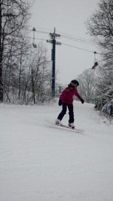 Alpine Valley Ski Area - Amazing day!! - ©graham.sfs