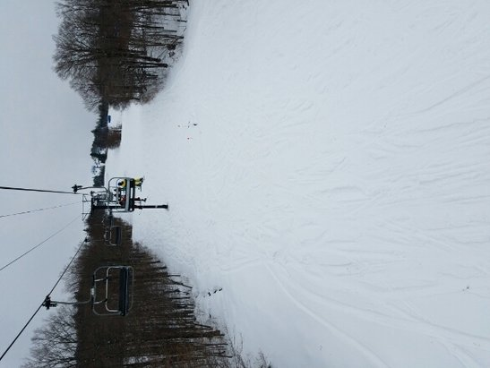 Mount Snow - lots of powder  - ©anonymous