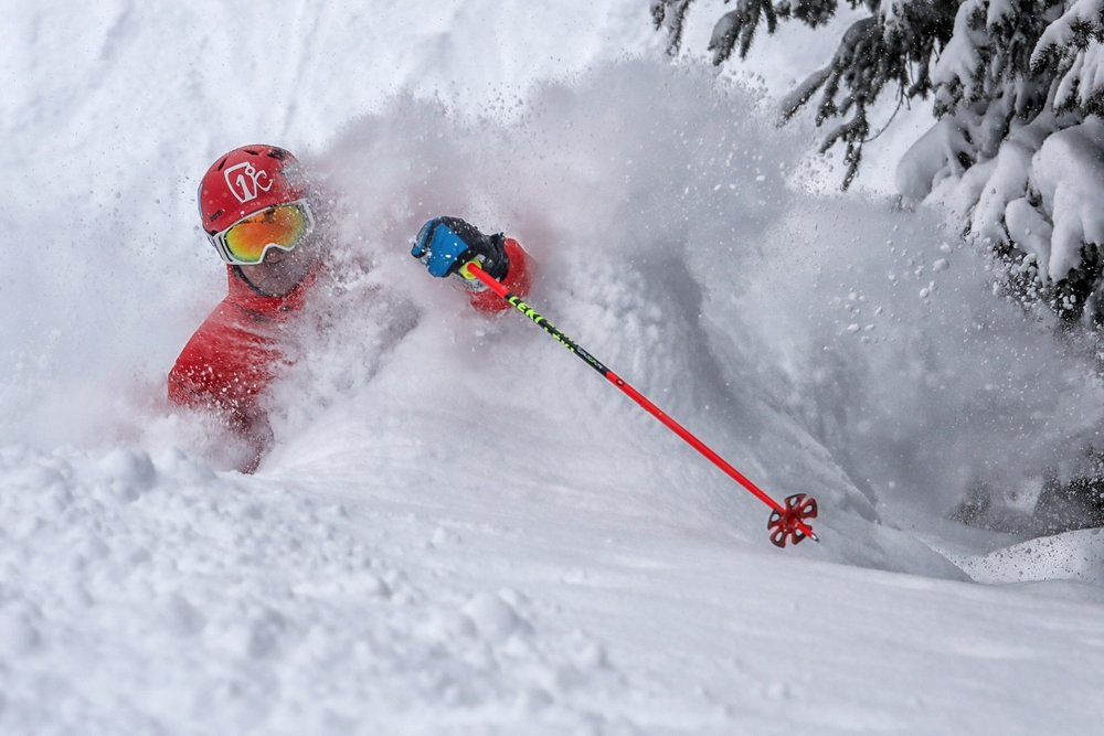 Plentiful powder at Copper. - ©Tripp Fay, Copper Mountain Resort