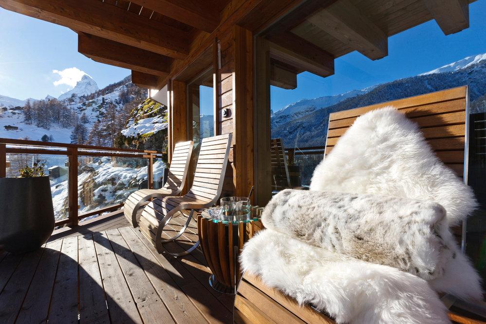 Chalet Zermatt Peak - ©CZP Chalet Zermatt Peak