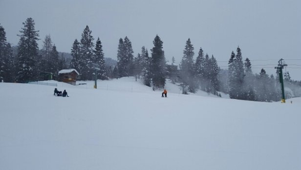 Tamarack Resort - Such a great few days!! Deep powder & groomers!! Love it!!! - ©anonymous