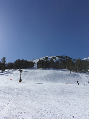 Kirkwood - Great skiing  today!   - ©Dave's SE
