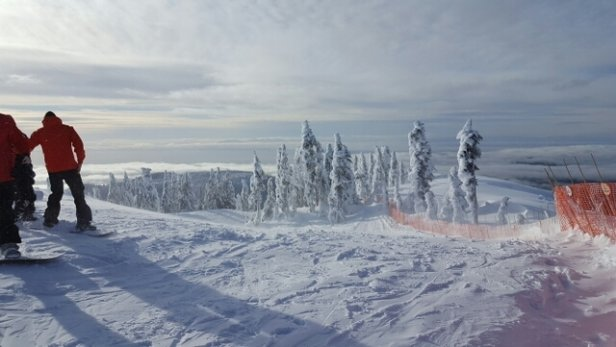 Cypress Mountain - Dec 19...great day! - ©Scotty