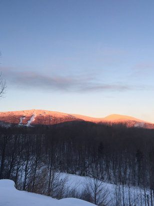 Killington Resort - Cold smoke. Fast and furious. Must be able to handle the sub zero.  - ©r4ski