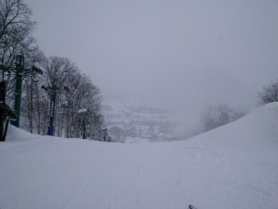 Boyne Mountain Resort - Fun day at Boyne. All the locals were commenting on the amount of snow.  - ©anonymous