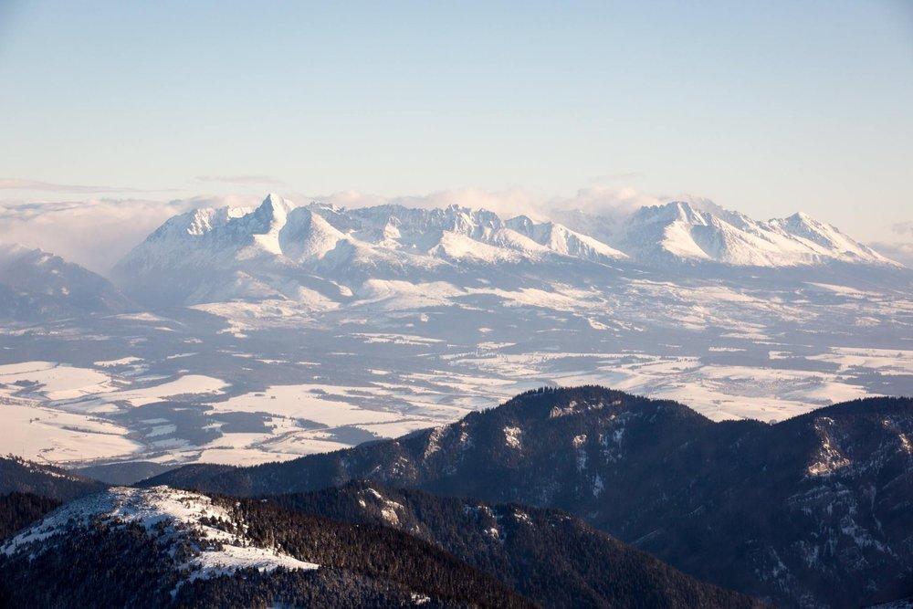 Jasna Low Tatras - ©facebook Jasná Nízke Tatry