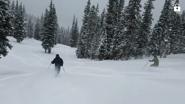 Winter Park Resort - way deep  - ©anonymous