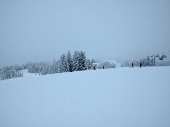 Garmisch Classic-Skigebiet - Kandahar-Abfahrt has been opened! - ©iftvio
