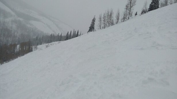 Park City - Epic conditions. Powder everywhere. Comfortable Temperatures. best conditions  in years.   - ©markyanofsky