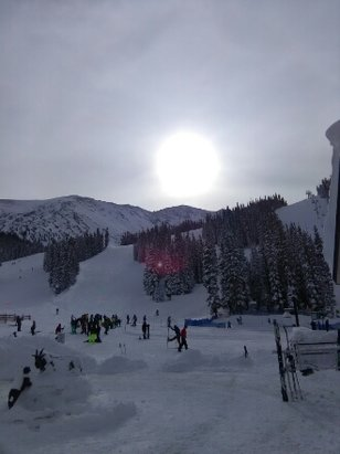 Arapahoe Basin Ski Area - was amazing week at a-basin definitely a must if you come to Colorado!!!!! - ©krbjjjpmadaus