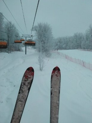 Okemo Mountain Resort - First time at Okemo... got lucky with 4-5