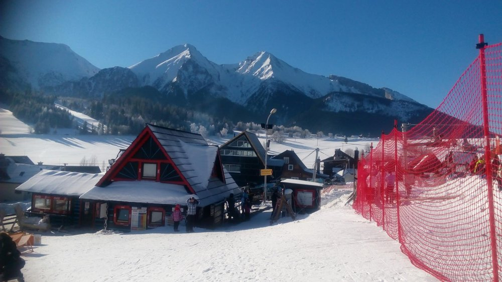 Ždiar - Strachan Ski centrum - ©Strachan Ski centrum | facebook