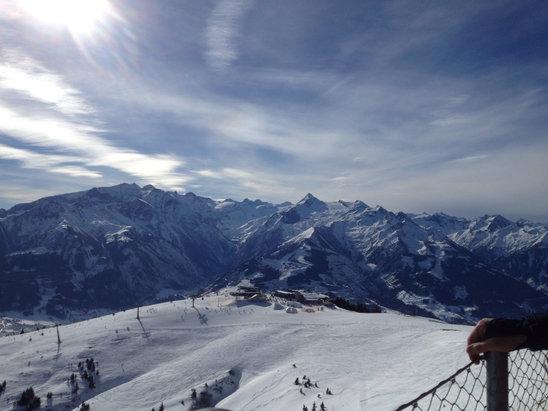 Zell am See - Schmittenhöhe - Super Schnee und tolles Wetter‼️⛷ - ©Clara
