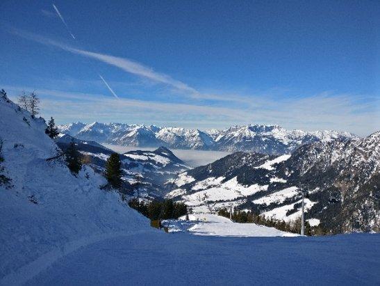 Ski Juwel Alpbachtal Wildschönau - Great day - ©JPW