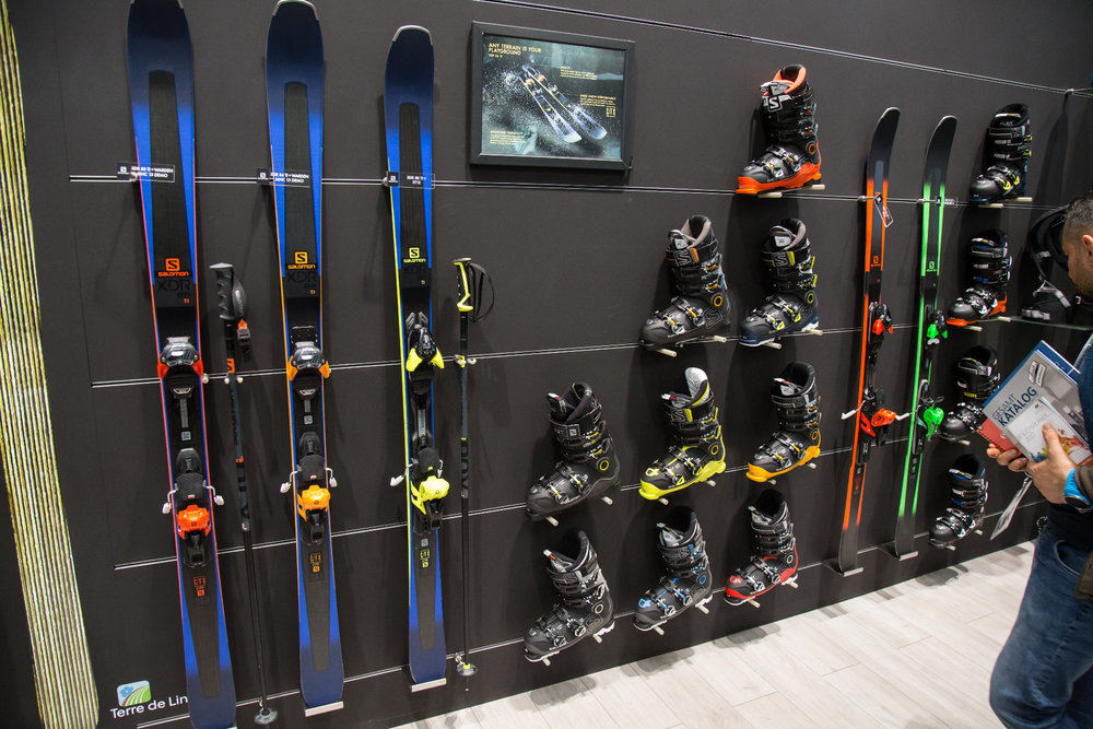 Salomon XDR-Serie - ©Skiinfo