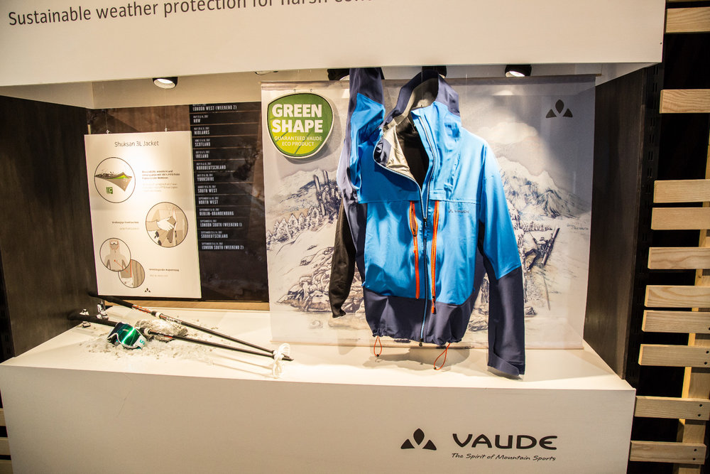 Die Shuksan-Jacke von VAUDE - ©Skiinfo