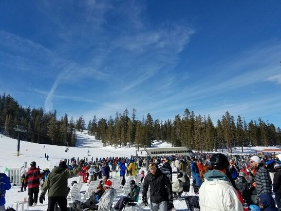 Mammoth Mountain Ski Area - Saturday was amazing - ©www.epis.us