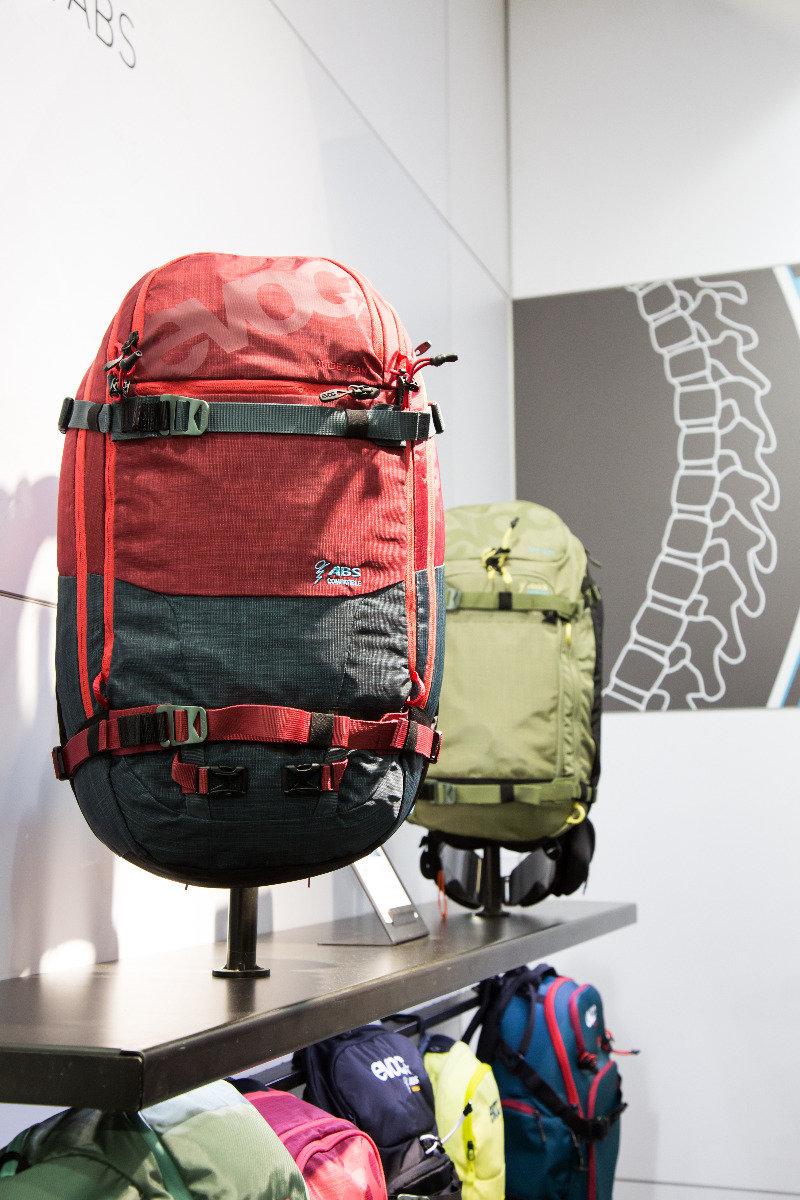 Zip-On ABS Guide Team 30l von Evoc - ©Skiinfo