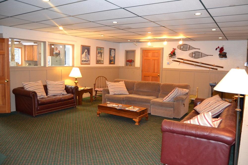 Tamarack Lodge At Bear Valley comforts - ©Tamarack Lodge At Bear Valley