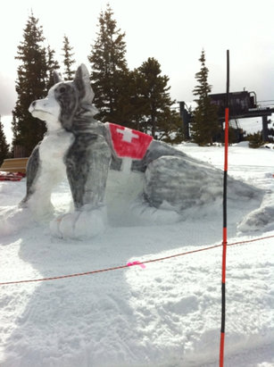 Winter Park Resort - Great Job ! - ©Scott's iPad