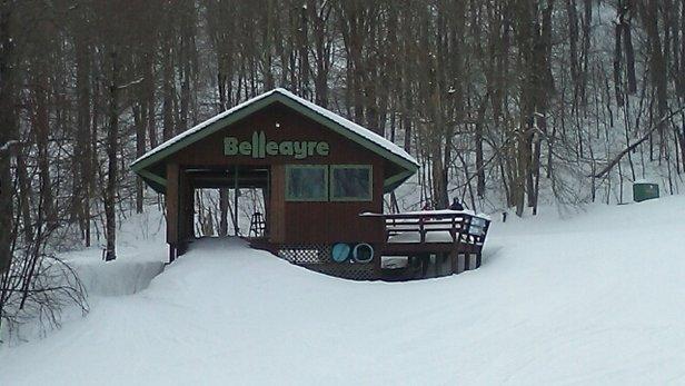 Belleayre - Wednesday February 15, one word FANTASTIC - ©goskitonypuch