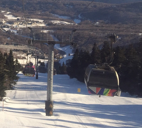 Killington Resort - Perfect conditions!!! The Beast!!!  - ©Depor