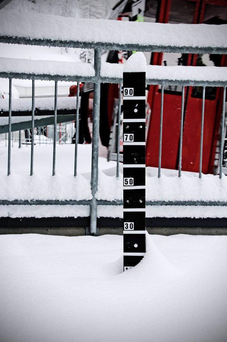 In Zauchensee gab es 20cm Neuschnee - ©Facebook Zauchensee
