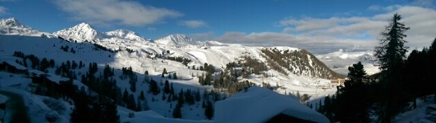 La Plagne - great morning for it.  - ©anonymous