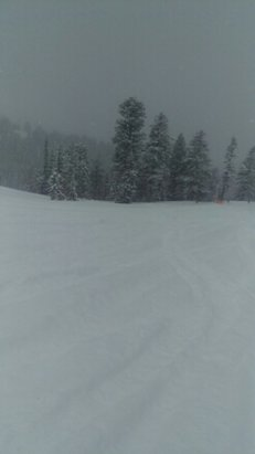 Grand Targhee Resort - EPIC! Holy cow. 9