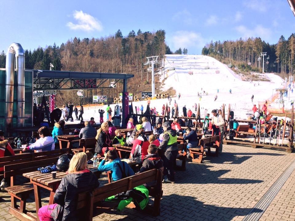 Ski Bukovka 8.3.2017 - ©Ski Bukovka | facebook