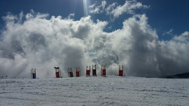 Laax - Perfect day for enjoying the snow - ©stephengildert85
