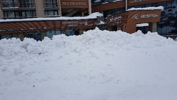 Borovets - Last 3 day at least 1m of fresh snow. Conditions are great. - ©anonymous