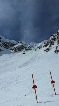 Snowbasin - The 'basin is awesome!  Thanks for a great couple days of solid spring skiing. - ©fruend50