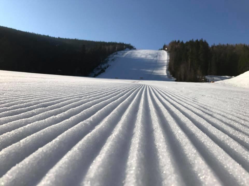 Špindlerův Mlýn - víkend 1.-2.4.2017 - ©facebook Skiareál Špindlerův Mlýn